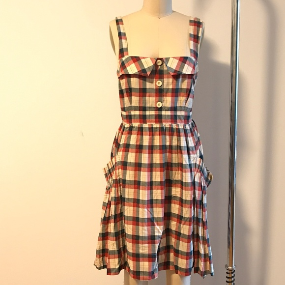 Image result for MULTI PLAID DRESS